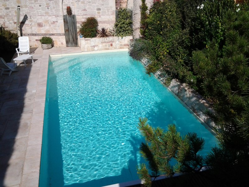 Piscines paysag es paysagiste lot et garonne 47 for Piscine 8x4
